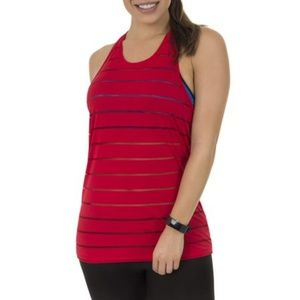 🆕️ Red Athletic Tank Top